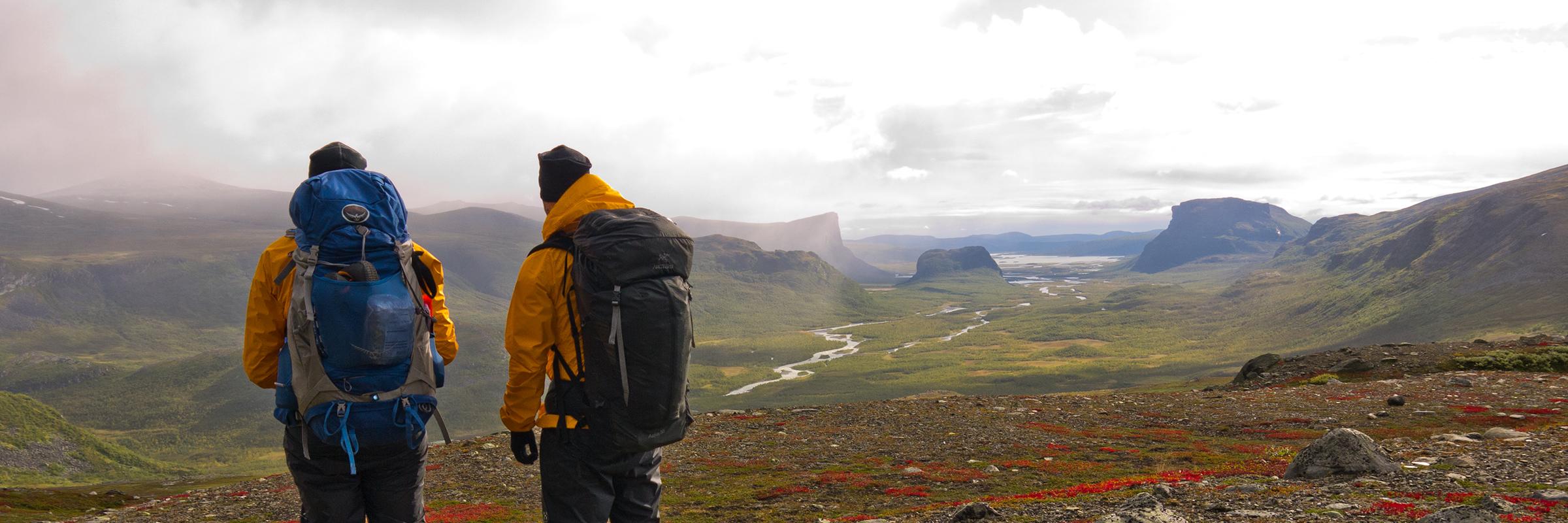 Lätt utrustning för vandring – del 4 | In i vildmarken