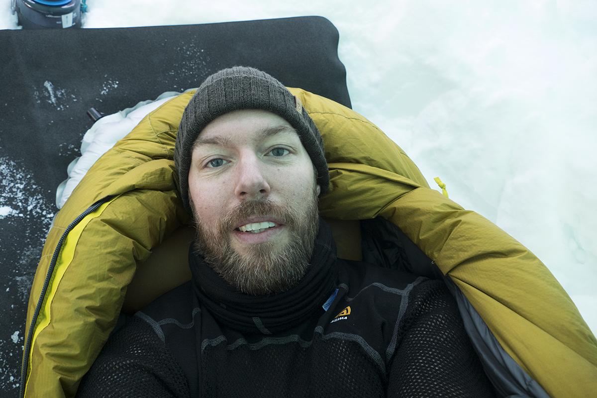 Turen hade varit svår att genomföra utan mina stora snöskor från Fimbulvetr.  Möjligtvis hade det fungerat att gå på breda skogsskidor men snöskor är ... d0113f22b18e0