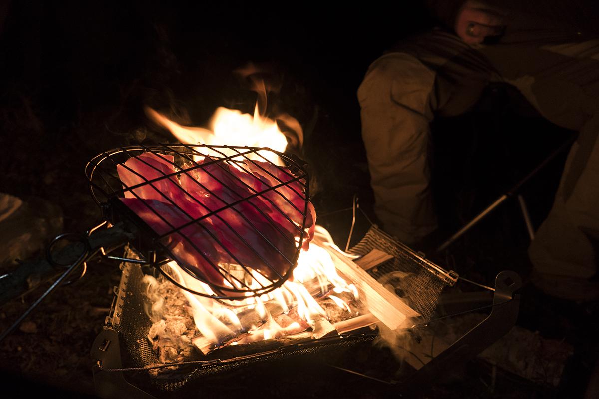 Firegrill_matlagning_eld